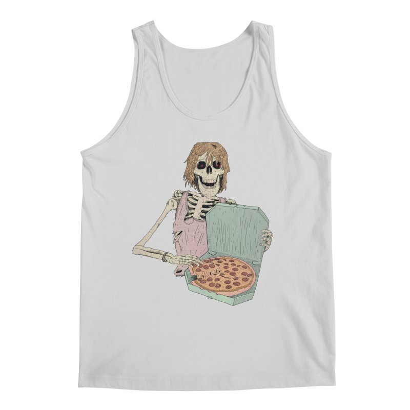 Even in Death Men's Regular Tank by Iheartjlp