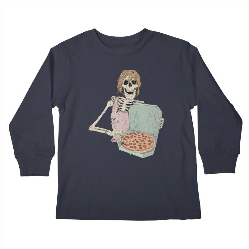 Even in Death Kids Longsleeve T-Shirt by Iheartjlp