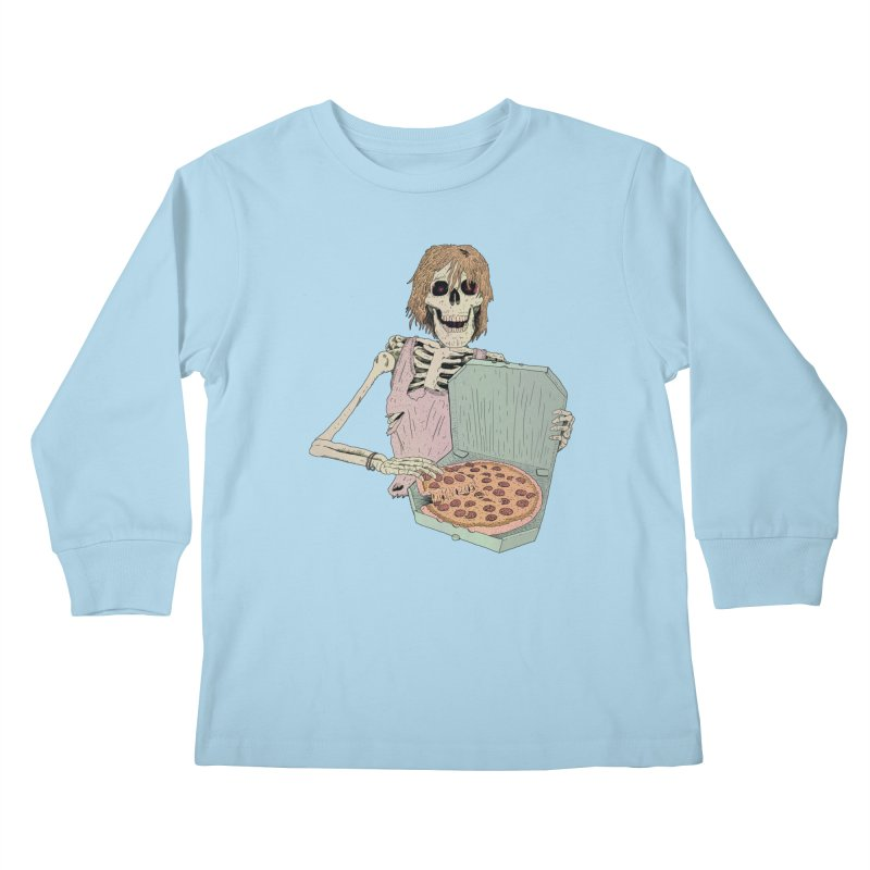 Even in Death Kids Longsleeve T-Shirt by Iheartjlp