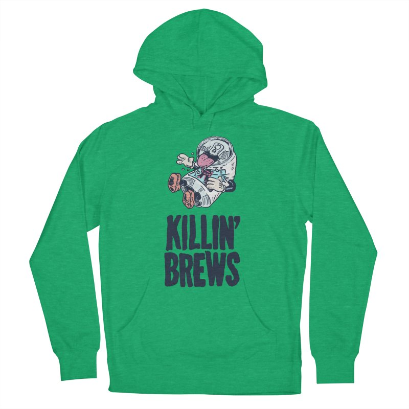 Killin' Brews Men's Pullover Hoody by Iheartjlp