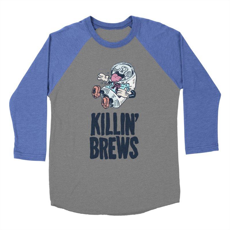 Killin' Brews Women's Baseball Triblend T-Shirt by Iheartjlp