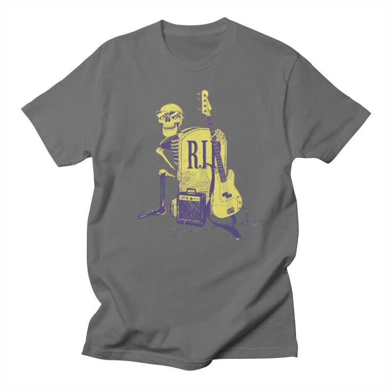R.I.P. on the Bass Men's Lounge Pants by Iheartjlp