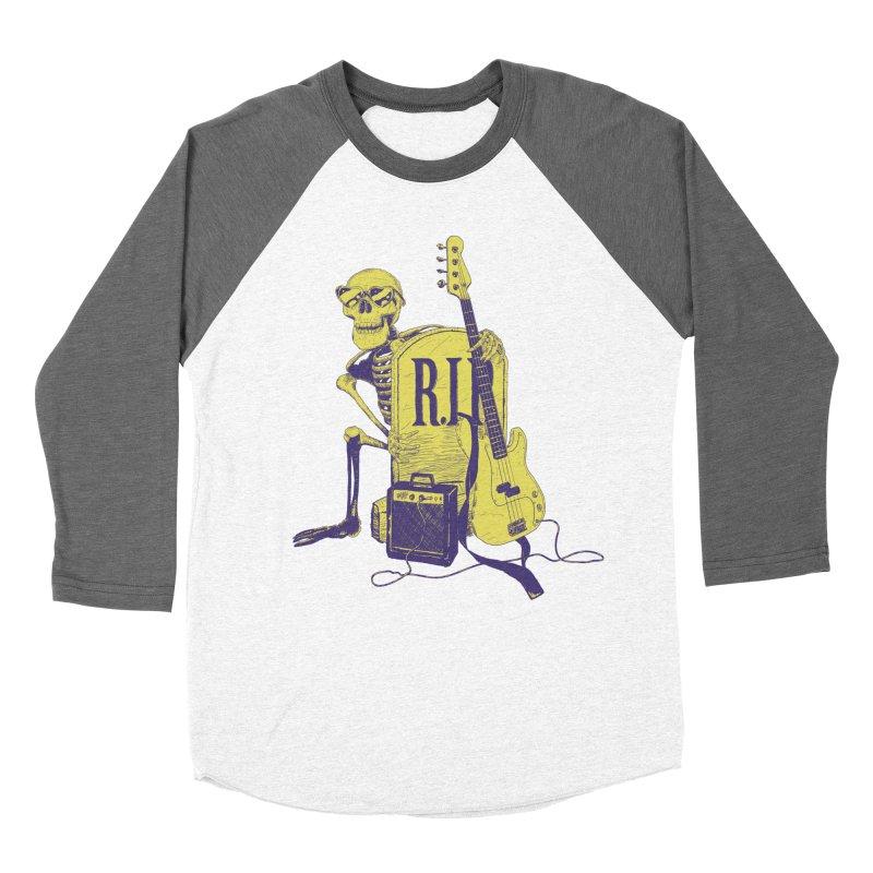R.I.P. on the Bass Women's Longsleeve T-Shirt by Iheartjlp