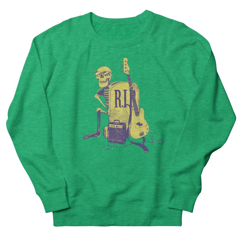 R.I.P. on the Bass Women's Sweatshirt by Iheartjlp