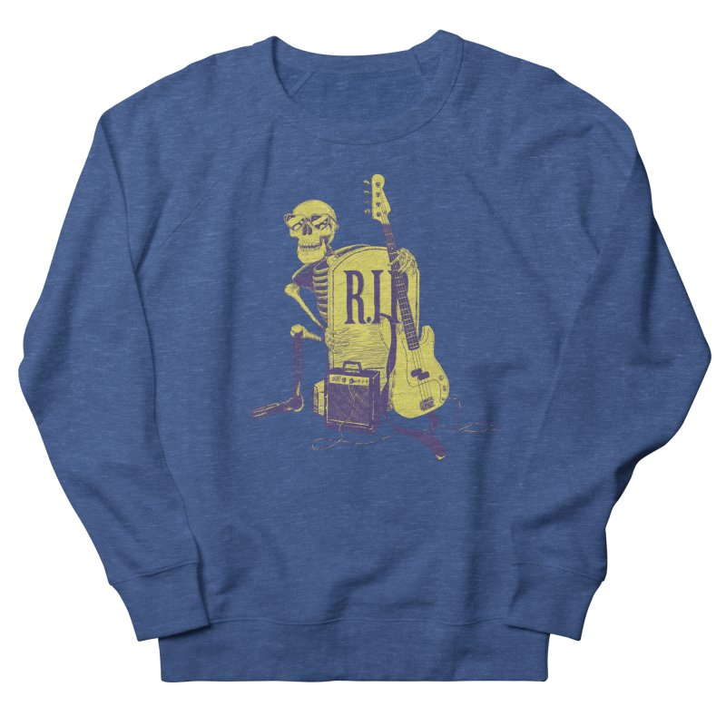 R.I.P. on the Bass Women's French Terry Sweatshirt by Iheartjlp