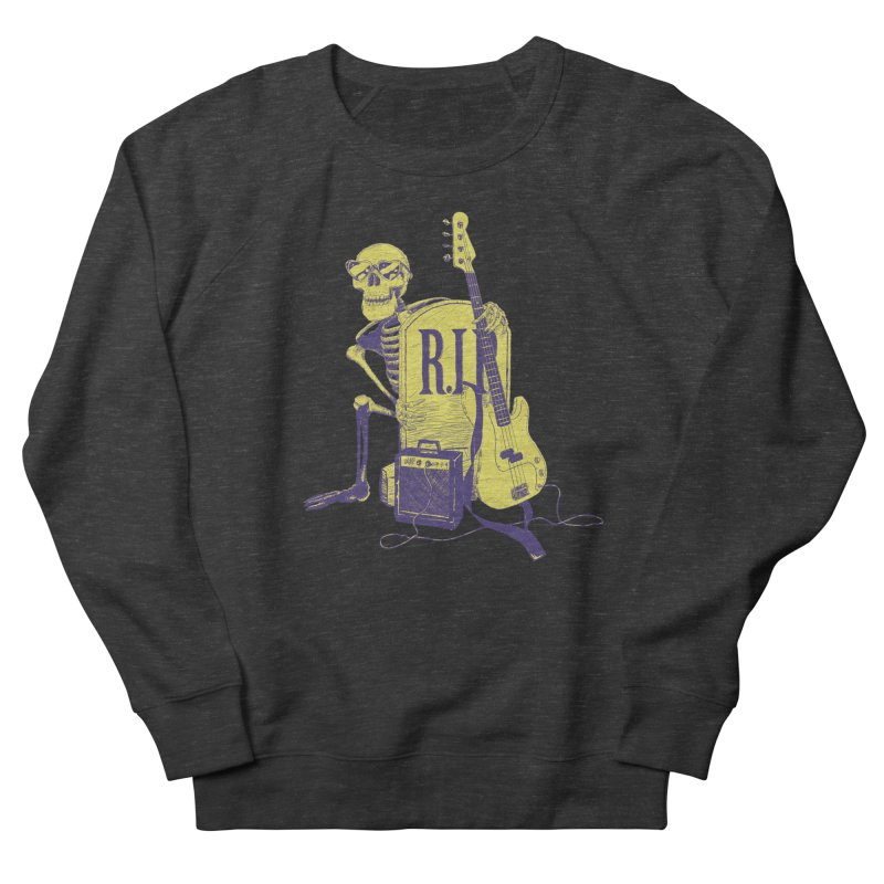 R.I.P. on the Bass Men's Sweatshirt by Iheartjlp