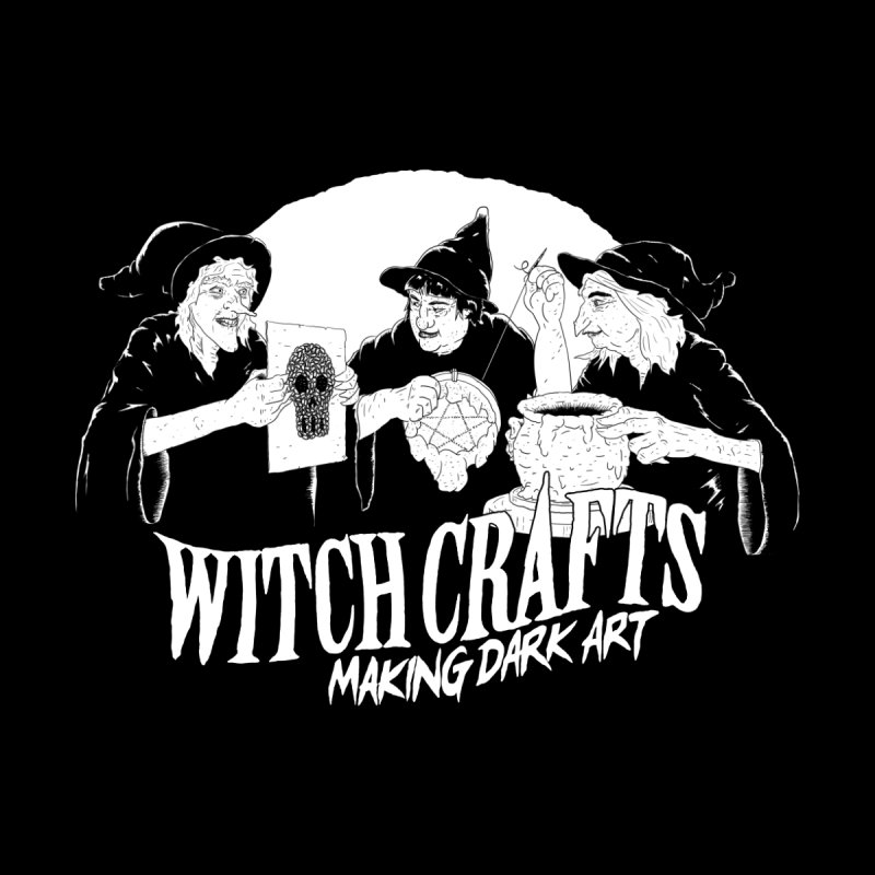 Witch Crafts Men's V-Neck by Iheartjlp