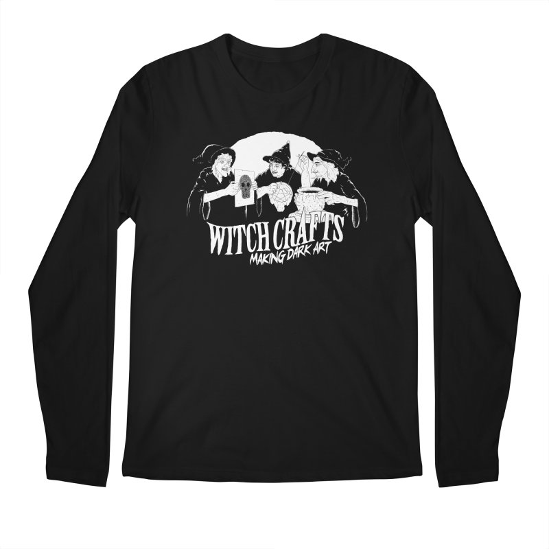 Witch Crafts Men's Regular Longsleeve T-Shirt by Iheartjlp