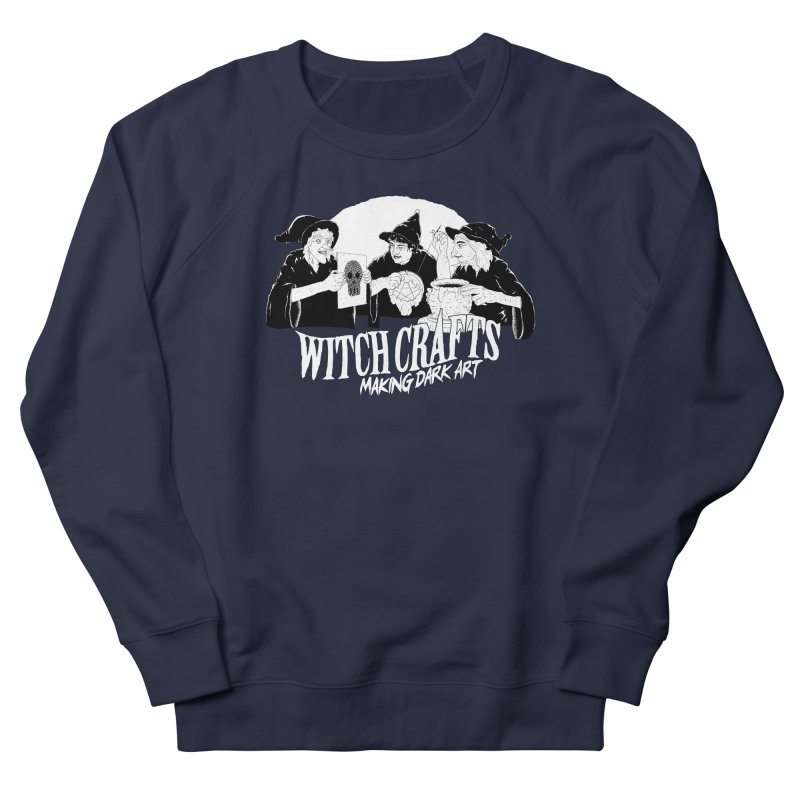 Witch Crafts Men's French Terry Sweatshirt by Iheartjlp