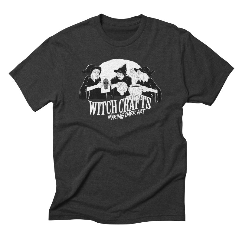 Witch Crafts Men's Triblend T-Shirt by Iheartjlp
