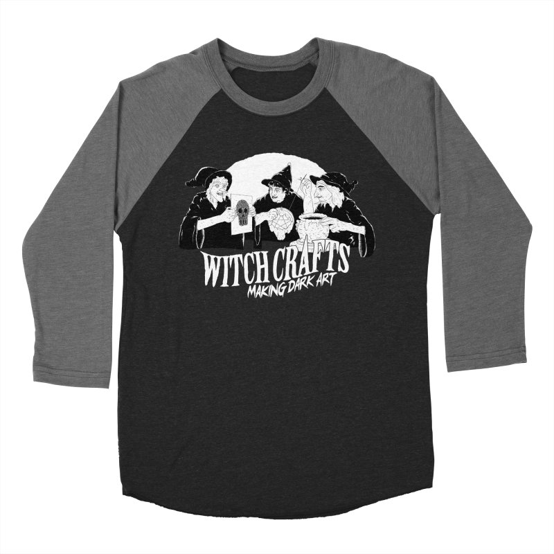 Witch Crafts Women's Baseball Triblend Longsleeve T-Shirt by Iheartjlp