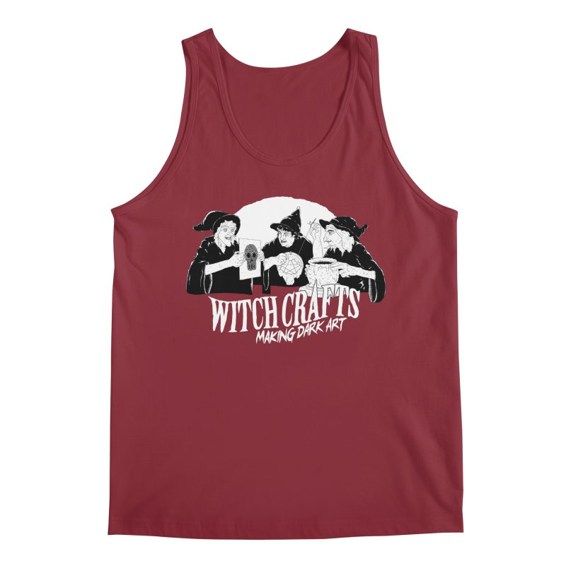 Witch Crafts Men's Regular Tank by Iheartjlp