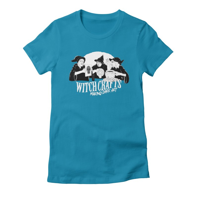 Witch Crafts Women's T-Shirt by Iheartjlp