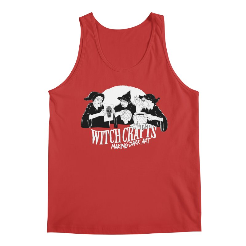 Witch Crafts Men's Tank by Iheartjlp