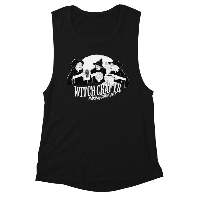 Witch Crafts Women's Tank by Iheartjlp