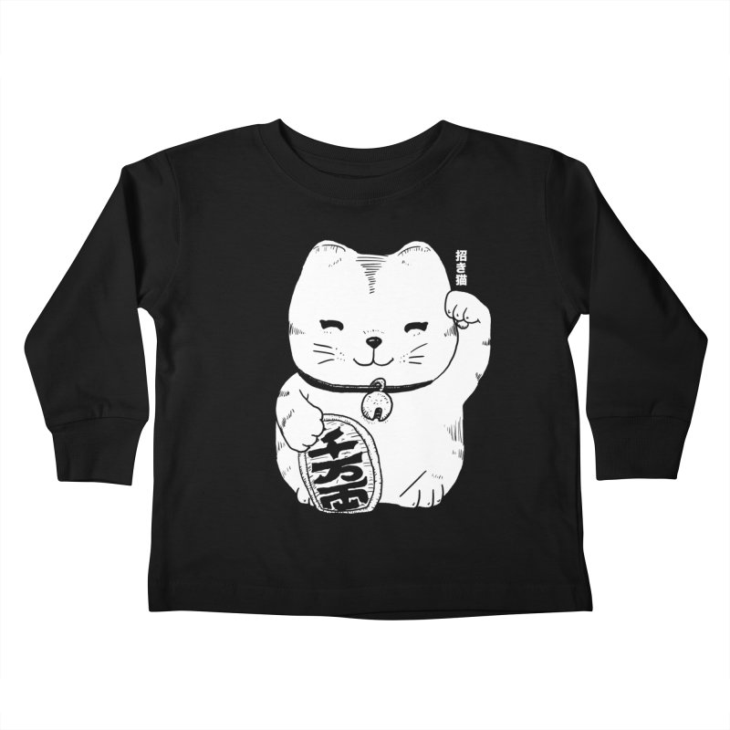 Fortune Kids Toddler Longsleeve T-Shirt by Iheartjlp