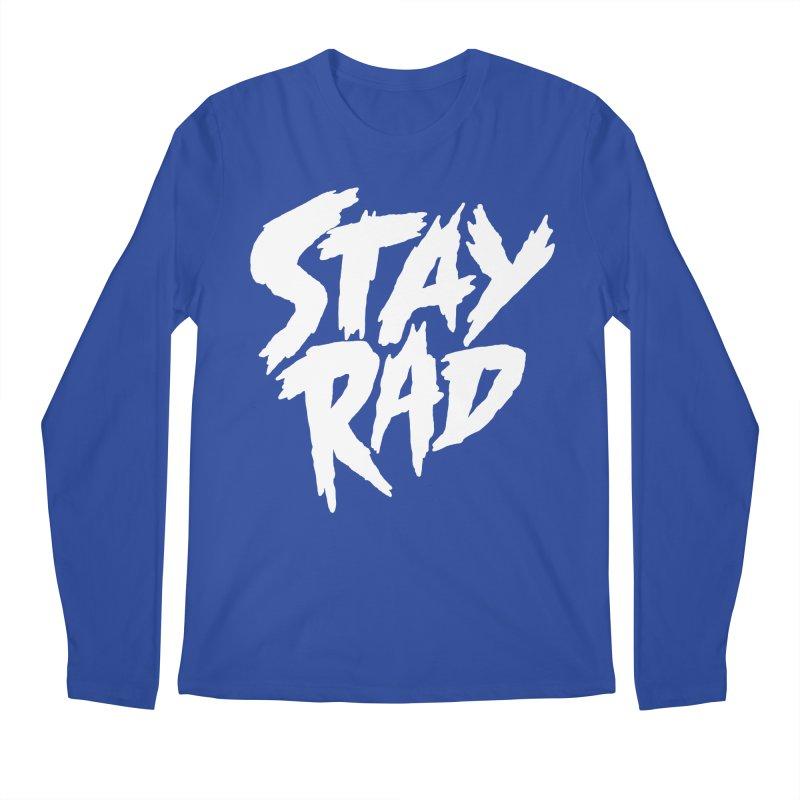 Stay Rad Men's Longsleeve T-Shirt by Iheartjlp