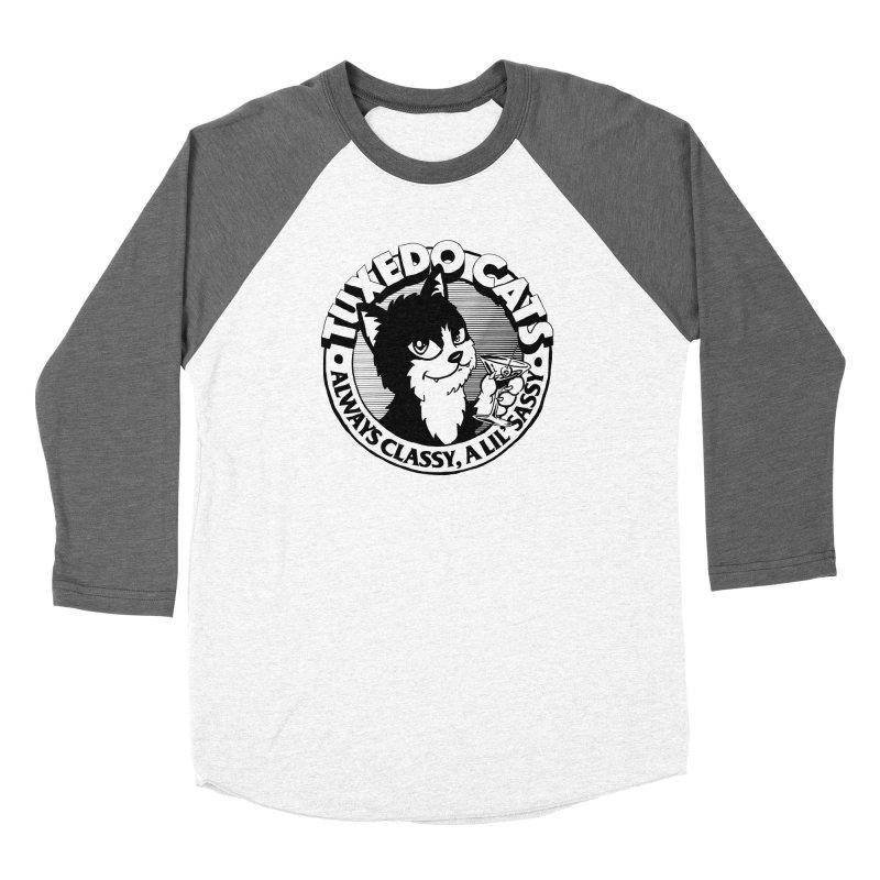 Tuxedo Cats Women's Longsleeve T-Shirt by Iheartjlp