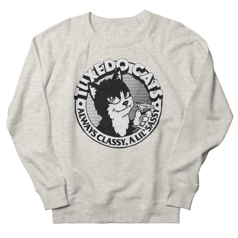 Tuxedo Cats Men's Sweatshirt by Iheartjlp