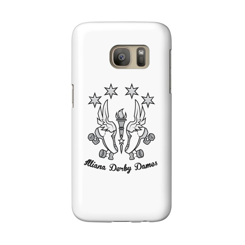 IDD logo with black letters Accessories Phone Case by Illiana Derby Dames's Team Merch Shop