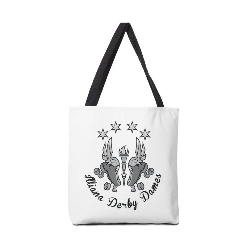 Dark logo Accessories Bag by Illiana Derby Dames's Team Merch Shop