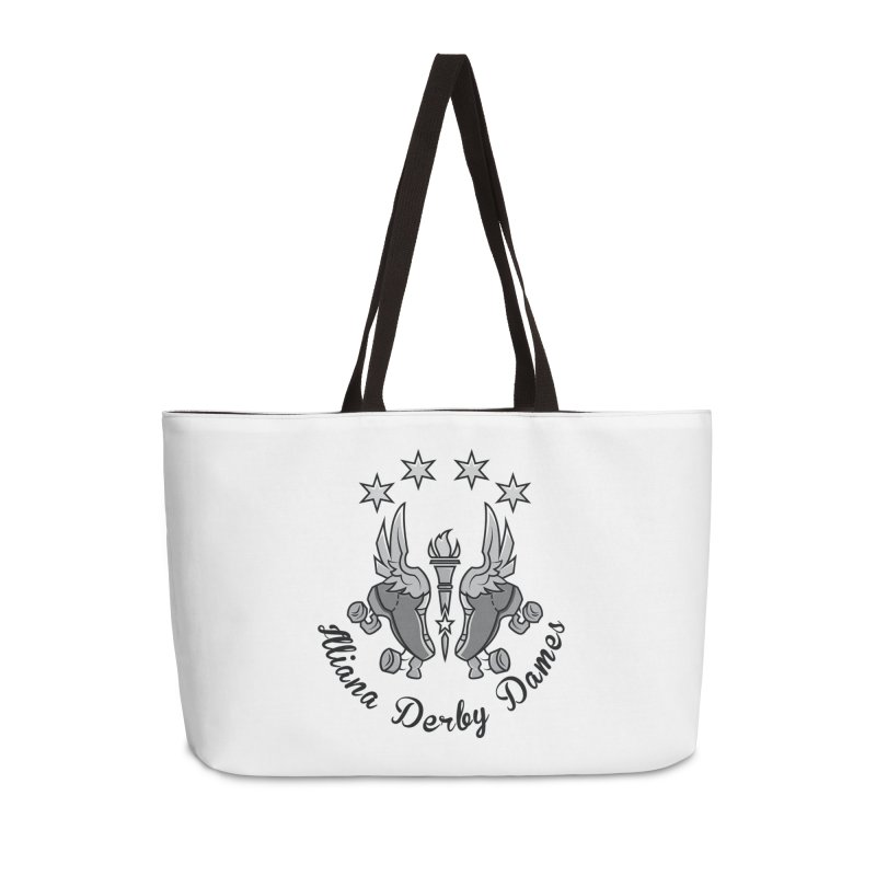 Dark logo Accessories Bag by Illiana Derby Dames's Team Merch Shop
