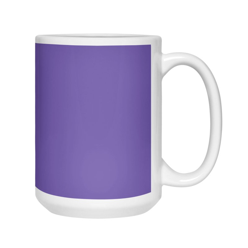 IDD dark logo with purple background Accessories Mug by Illiana Derby Dames's Team Merch Shop