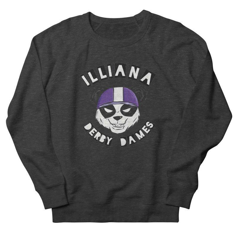 Pandamonium Women's Sweatshirt by Illiana Derby Dames's Team Merch Shop