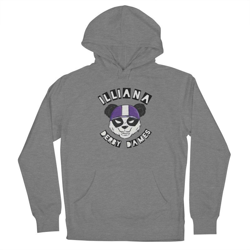 Pandamonium Women's Pullover Hoody by Illiana Derby Dames's Team Merch Shop