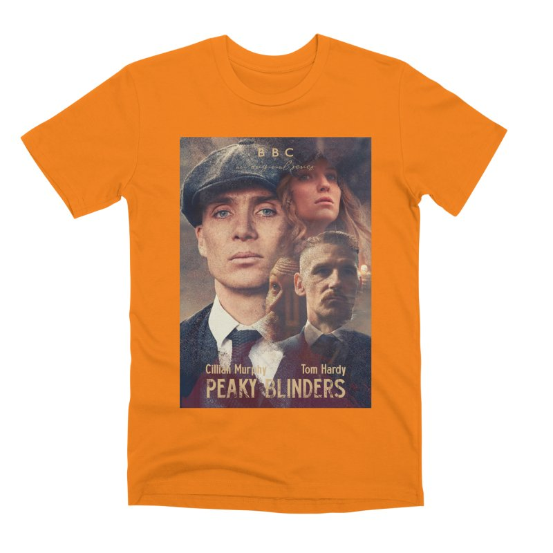 Peaky Blinders Cillian Murphy Thomas Shelby Bbc Tv Series Tom Hardy Annabelle Wallis Men S T Shirt Premium Movie Posters Inspirational Quotes Fine Art