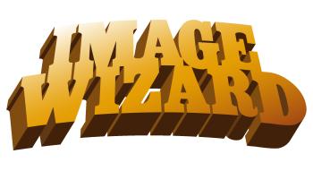 The Image Wizard Shop Logo