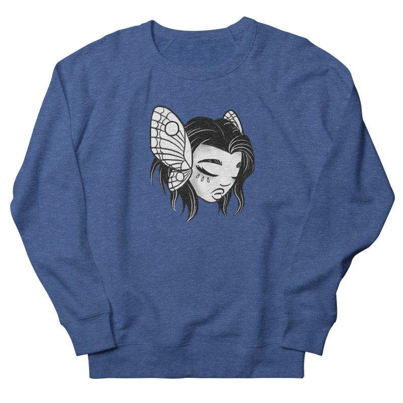 Mothgirl Women's Sweatshirt by ImogenSartain's Artist Shop
