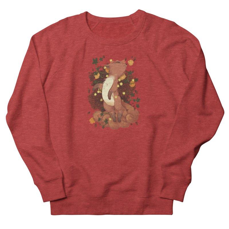 Vulpix Noir Men's Sweatshirt by ImogenSartain's Artist Shop