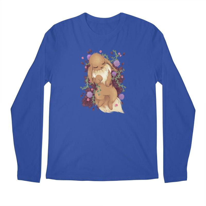 Eevee Noir Men's Longsleeve T-Shirt by ImogenSartain's Artist Shop