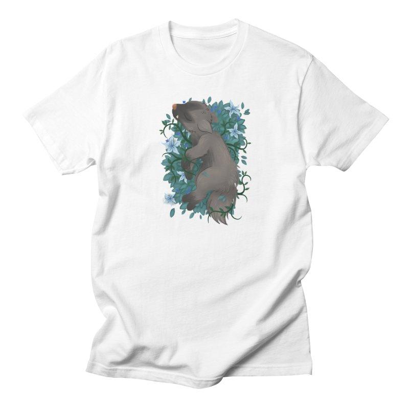 Poochyena Noir Men's T-shirt by ImogenSartain's Artist Shop