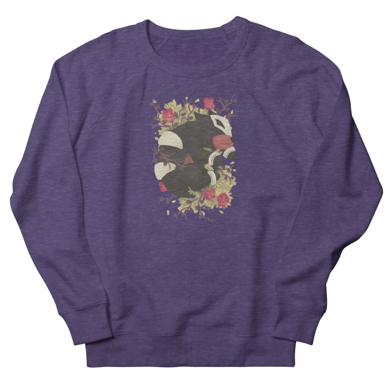 Houndour Noir Women's Sweatshirt by ImogenSartain's Artist Shop