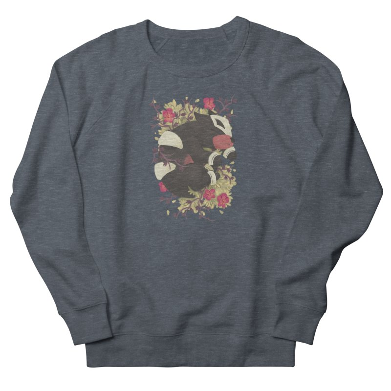 Houndour Noir Women's Sweatshirt by ImogenSartain's Artist Shop