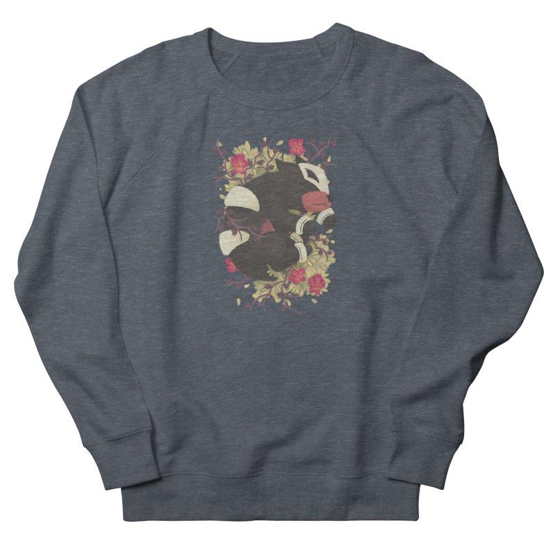 Houndour Noir Men's Sweatshirt by ImogenSartain's Artist Shop