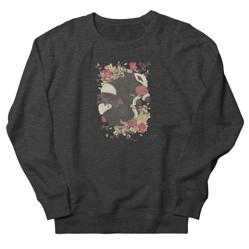 Houndour Noir Men's Sweatshirt by ImogenSartain's Artist Shop