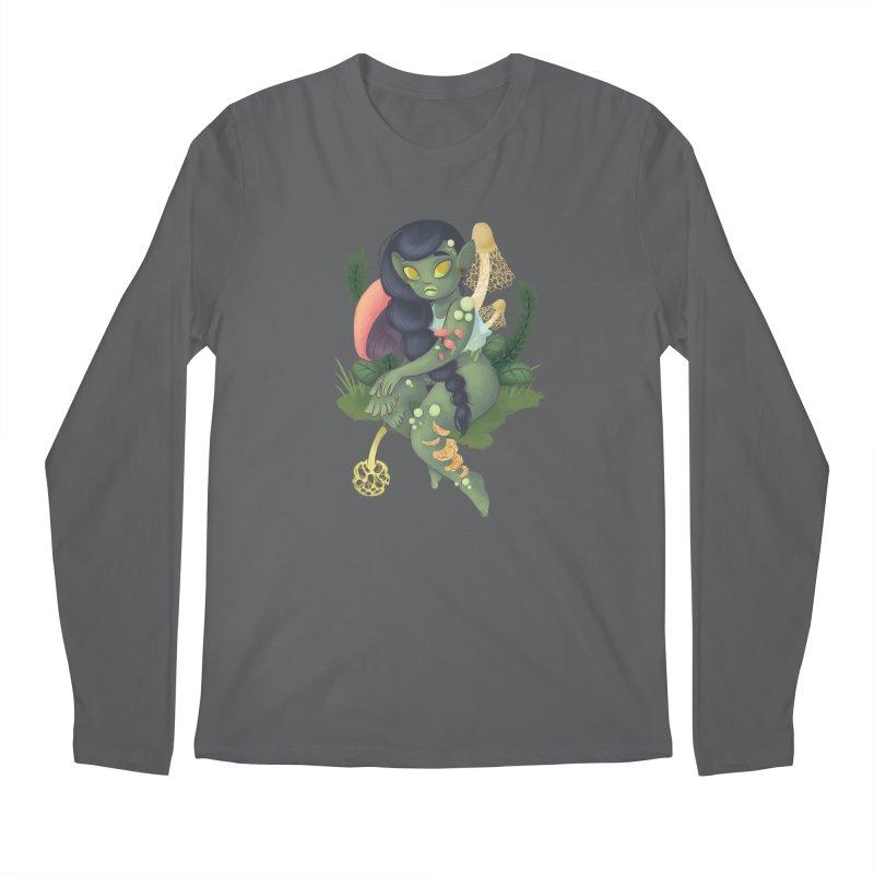 Fungus Men's Longsleeve T-Shirt by ImogenSartain's Artist Shop
