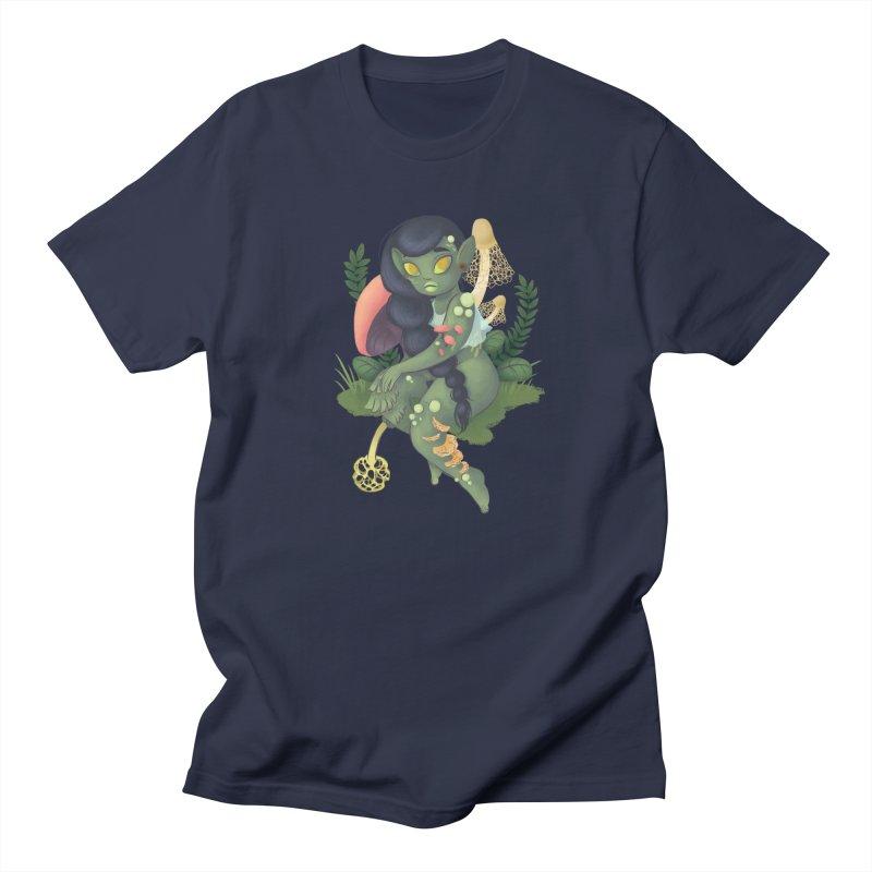Fungus Men's T-Shirt by ImogenSartain's Artist Shop