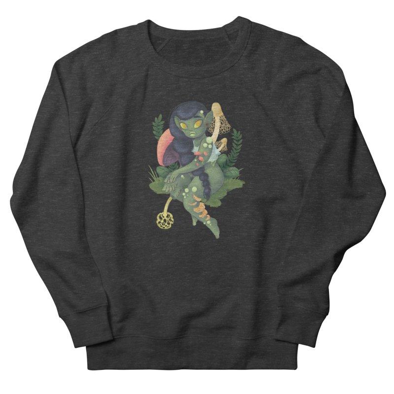 Fungus Men's Sweatshirt by ImogenSartain's Artist Shop