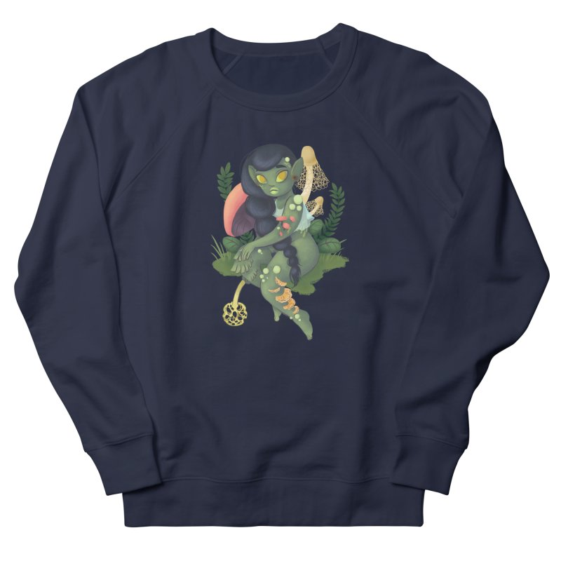 Fungus Men's Sweatshirt by ImogenSartain's Artist Shop
