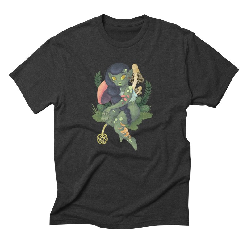 Fungus Men's Triblend T-Shirt by ImogenSartain's Artist Shop