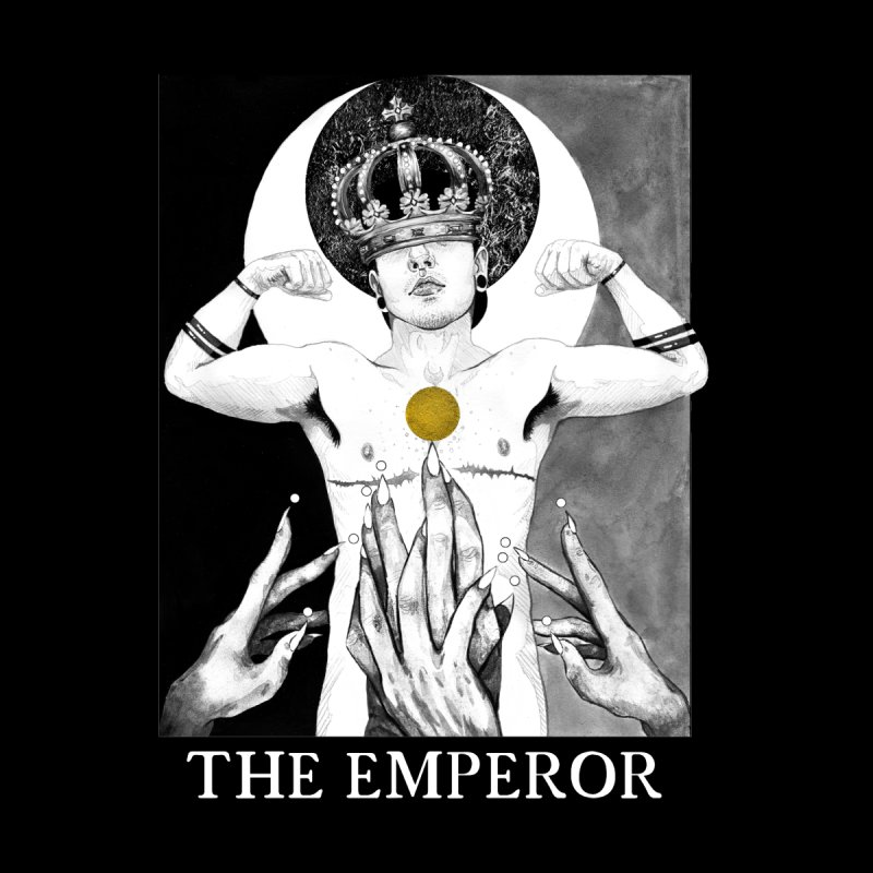 The Emperor by The Ink Maiden