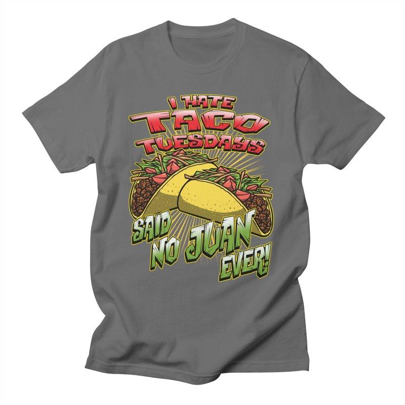 taco tuesday Men's T-Shirt by Inkdwell's Artist Shop