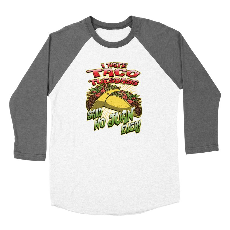taco tuesday Women's Longsleeve T-Shirt by Inkdwell's Artist Shop