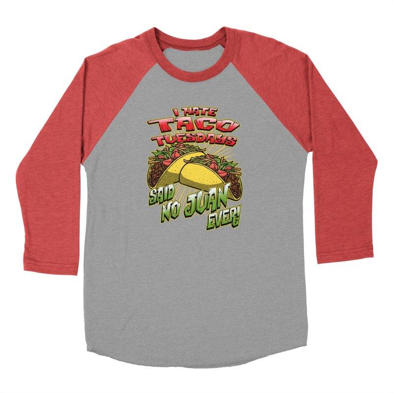 taco tuesday Men's Longsleeve T-Shirt by Inkdwell's Artist Shop