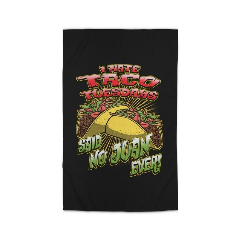 taco tuesday Home Rug by Inkdwell's Artist Shop