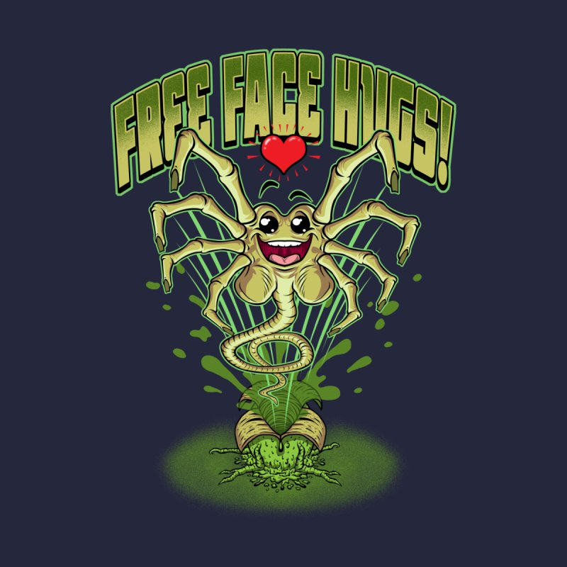 FREE FACE HUGS!    Women's Longsleeve T-Shirt by Inkdwell's Artist Shop